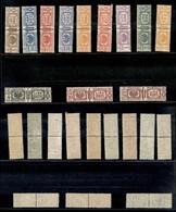 REGNO - 1927/1932 - Pacchi Postali (24/35) - Serie Completa - Gomma Originale (16) - Unclassified