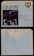 REGNO - Cerchiamo... - Busta Illustrata Da Biella A Verona Del 29.4.30 - Unclassified