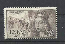 ESPAÑA EDIFIL  1100    MNH  ** - 1951-60 Nuevos & Fijasellos