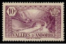 TIMBRE ANDORRE.FR - 1932 - NR 28 - NEUF - Andorre Français