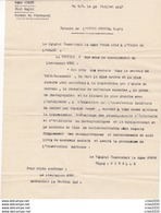 Citation Avion Aviation Escadrille 278 1914 1918 - 1914-18