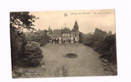 Château Des Amérois.Vue Prise De La Vallée. - Bouillon