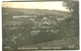 HAYDON BRIDGE The Bungalows Betties Real Photo Series No 12 C. 1910 - Inghilterra