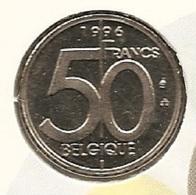 50 Frank 1994 Frans * Uit Muntenset * FDC - 05. 50 Francs