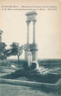 CPA - France - (30) Gard - Saint-Gilles - Monument Commémoratif Des Enfants - Saint-Gilles