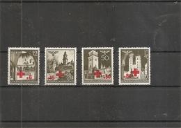 Pologne - Gouvernement Général ( 68/71 X -MH) - 1939-44: 2ème Guerre Mondiale
