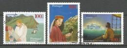 Portugal / Acores / Madeira  1997 ,  EUROPA CEPT Sagen Und Legenden - Gestempelt / Fine Used / (o) - 1910-... República