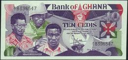 GHANA - 10 Cedis 15.05.1984 UNC P.23 - Ghana
