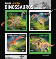 Guinea Bissau   2019 Dinosaurs  S201905 - Guinea-Bissau