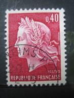 FRANCE    N° 1536B - OBLITERATION RONDE - Frankreich