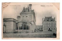 (10) 222, Essoyes, Bourgogne-Thevenin, Château Hériol - Essoyes