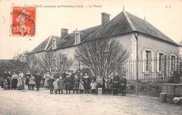 ¤¤   -   PRIMELLES   -  MALLERAY   -  La Mairie     -  ¤¤ - Autres Communes