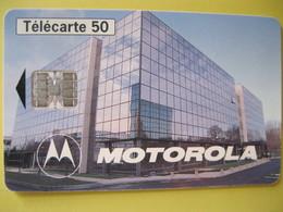 Télécarte 50 Privée-publique - France