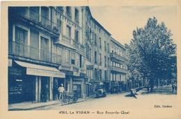 CPA - France - (30) Gard - St-Laurent-des-Arbres - La Mairie - Altri Comuni