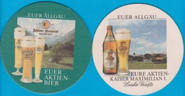 ABK - Aktienbrauerei Kaufbeuren ( Bd 2251 ) - Bierdeckel