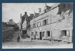 LE CONQUET - Vieilles Maisons - Le Conquet