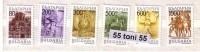 1997   Historical Sights UNESCO  6v.- MNH  BULGARIA / Bulgarie - Arqueología