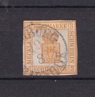 Mecklenburg-Schwerin - 1856 - Michel Nr. 2 - 70 Euro - Mecklenburg-Schwerin