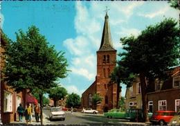 !  Modern Postcard 1971 Domburg, Autos, Cars, Mini, Citroen DS, Etc. - Turismo