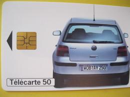 Télécarte 50 Privée-publique - Francia