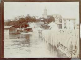 Photo - Fuenterrabia, 1895 - Anciennes (Av. 1900)