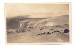 BÖHMEN & MÄHREN - SPINDLERMÜHLE / SPINDLERUV MLYN, Brunnberg Im Nebel, 1925 - Boehmen Und Maehren