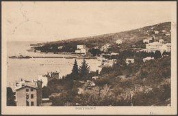 Portorose, 1930 - Bartolomei Cartolina - Slovenia