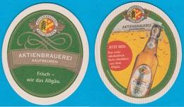 ABK - Aktienbrauerei Kaufbeuren ( Bd 2256 ) - Bierdeckel