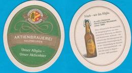 ABK - Aktienbrauerei Kaufbeuren ( Bd 2257 ) - Bierdeckel