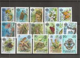 Seychelles - Iles éloignées ( 1/16 XXX -MNH) - Seychelles (1976-...)