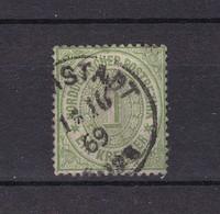 Norddeutscher Postbezirk - 1869 - Michel Nr. 19 - North German Conf.