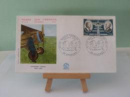Raymond Vanier, N°A 15 Poste Aérienne - 45 Orléans - 17.4.1971 FDC 1er Jour (Numismatique Française) Coté 15€ - 1970-1979