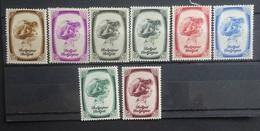 BELGIE  1938     Nr. 488 - 495    Scharnier *    CW  23,50 - Belgique