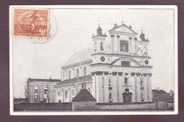 PL29-38 KOSCIOL W OLYCE - Polen