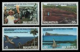 Mauritius 1985 - Mi-Nr. 613-616 ** - MNH - Welt-Tourismus - Mauritius (1968-...)
