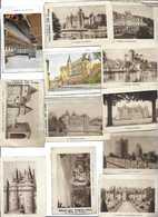 """Lot 10 Calendriers 1936 """"offert Par Normandy Le Poste De France"""" +2 Autres - Klein Formaat: 1921-40"""