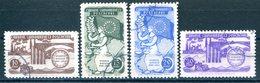 Türkiye  - Michel 1391-1394 Obl. - 1921-... Republic