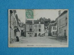 - CHEVREUSE - Place De L'Ancien Marché Au Blé - Chevreuse