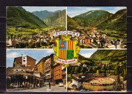 473f * VALLS D'ANDORRA * IN 4 ANSICHTEN ** !! - Andorra