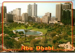 !  Lot Of 7 Modern Postcards Abu Dhabi, United Arab Emirates, UAE, Trucial States, Vereinigte Arabische Emirate - Emirati Arabi Uniti