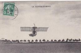 Le Santos-Dumont - Avions