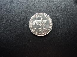 ÉTATS DE L'AFRIQUE DE L'OUEST : 1 FRANC   1977   KM 8    NON CIRCULÉ (UNC) - Coins