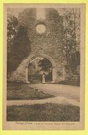 * Orval (Florenville - Luxembourg - La Wallonie) * (Star) Abbaye D'Orval, Façade De L'ancienne Chapelle Ste Marguerite - Florenville