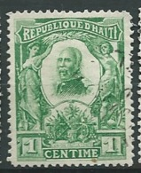 Haiti   Yvert N° 84 Oblitéré  - Ah 29731 - Haiti