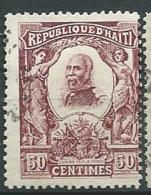 Haiti   Yvert N° 89 Oblitéré  - Ah 29732 - Haiti