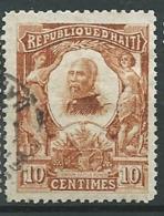 Haiti   Yvert N° 87 Oblitéré  - Ah 29733 - Haiti