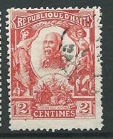 Haiti   Yvert N° 85 Oblitéré  - Ah 29734 - Haiti