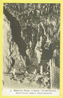 * Dinant Sur Meuse (Namur - La Wallonie) * (E. Desaix, Nr 4) Grotte La Merveilleuse, Salle Des Cascades, Bassin, Entrée - Dinant