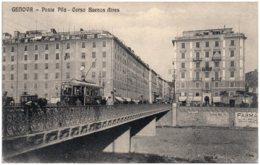 GENOVA - Ponte Pila - Corso Buenos Aires - Genova (Genoa)