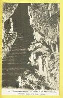 * Dinant Sur Meuse (Namur - La Wallonie) * (E. Desaix, Nr 12) Grotte La Merveilleuse, Fond Grande Salle, Stalactite Grot - Dinant